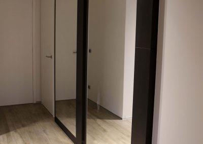 Hiša s skandinavskim pridihom - hodnik