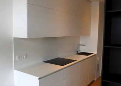 Stanovanje pastelov - kuhinja