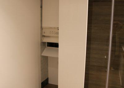 Stanovanje pastelov - kopalnica