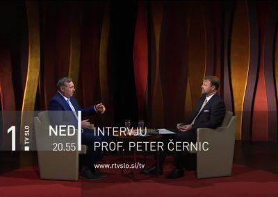 Oddaja Intervju (foto arhiv RTV)