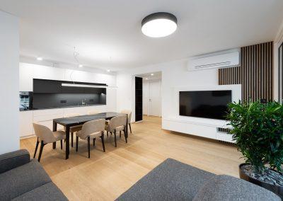 Sodobno stanovanje s pridihom elegance